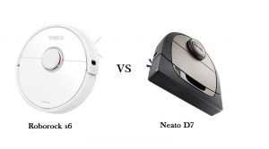The Roborock s6 vs Neato d7. Which one should I buy?