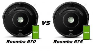 Roomba 670 vs 675. Which one does your home need?