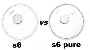 Roborock s6 vs s6 pure. How different are they?