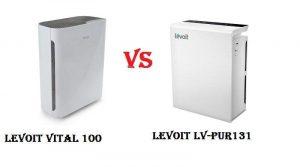 Levoit vital 100 vs lv-pur131. Which levoit should you pick?