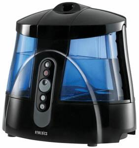 HoMedics Total Comfort Warm & Cool Mist Ultrasonic Humidifier